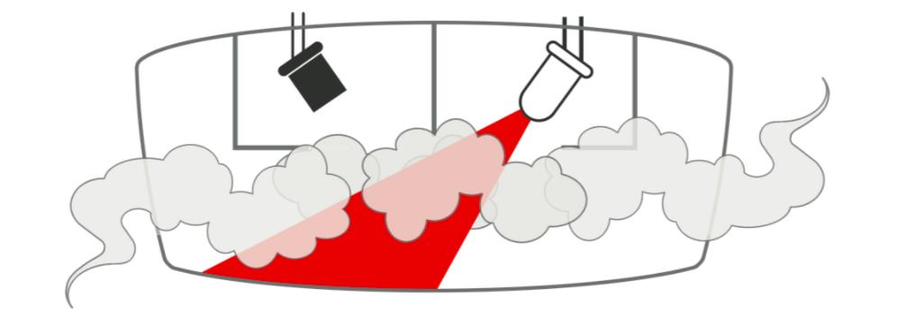 optiline suituandus suitsu levik fotoelektriline suitsuandur